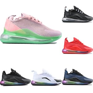 Avec la boîte 2020 Dccxx Motif creux maille respirante Chaussures de sport originaux Dccxx arc-en-Gradient Air Zoom Rembourrage Chaussures Jogger