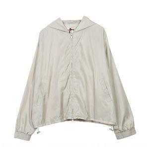 Hoodie Of Reflective Windbreaker Double FOG INS Fashion Fear God Essentials Letter Hoodie Jacket Jacket Windbreaker Line Pwjtr
