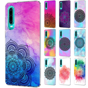 Wholesale Picture Custom Case Mobile Phone Case for Huawei P30 P20 P10 P9 P8 P Sart Z Lite Pro Hard Cover Decorative Pattern Shell