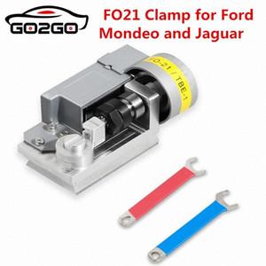 Танк 2M2 Ключ для резки Крепеж FO21 Зажим для Мондео И Hu162t Челюсти Для V W Auto Key резки gWa8 #