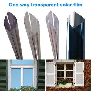 Anti-glaring Anti-peep Heat Insulation Film Scratch Resistance Sunscreen Film Home Office NJ88