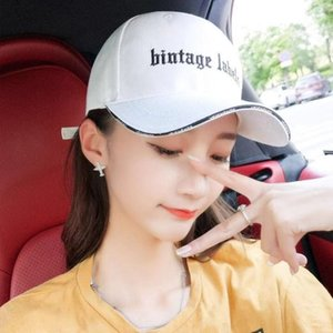 female summer cap baseball cap Korean style casual all-match student street fashion summer baseball hat male sun hat
