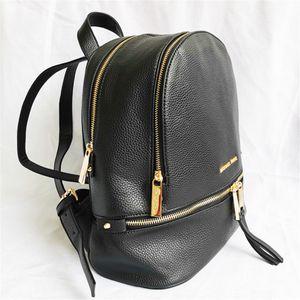 Diysomes Travel Accessories Other Luggage Summer Cooler Casual Anti-Theft Leather Rucksack Laptop Shoulder Bag Travel Shoulder#582