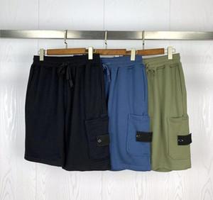 Vendita calda New Styles Mens Shorts Summer Men Shorts Joggers Pantaloni Pantaloni maschili Pantaloni da uomo Pantaloni da uomo Pantaloni Black Black Pantaloni in cotone M-2XL