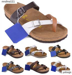 Arizona Mayari Summer Beach Cork Slipper Flip Flops Sandals Women MEN Color Casual Slides Shoes Flat Size EUR 34-46