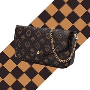 Designer Umhängetaschen Umhängetaschen fanshion Designertaschen Designer Handtasche Schultertasche aus echtem Leder Tasche Leder Herren-Frauenhandtasche