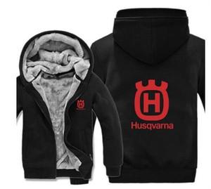 Hu Siwana fleece warm sweater MotoGP men and women 93 motorcycle outdoor riding racing suit sweater jacket