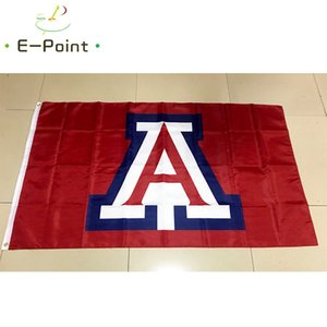 Flag of NCAA University of Arizona Wildcats Newly polyester Flag 3ft*5ft (150cm*90cm) Flag Banner decoration flying home & garden gifts