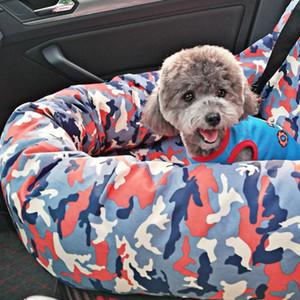 Pet Automatte Hund Automatte Sicherheitssitz anti-dirty-Pad Zwinger hinteren Artefakt lN9T #