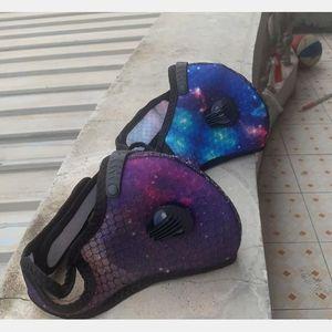 atacado máscara Ciclismo máscara facial Carvão Ativado com filtro PM2.5 Anti-Poluição Esporte máscara Correndo Máscara MTB Estrada Proteção bicicleta poeira