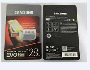 32GB / 64GB / 128GB / 256GB di Samsung EVO + Più Micro SD U3 carta di TF / smartphone C10 / Tablet PC SDXC bagagli carta di 95MB / S
