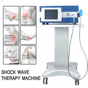 8Bar Infinite Shots Shock Wave Therapy Machine Extracorporeal Shockwave Device Acoustic Arthritis Muscle Pain Relief Reliever System