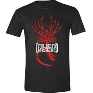 Alien Chestbuster Facehugger Ellen Ripley del T-Shirt Mens casuale Unisex Stile Wear Tee Shirt estive