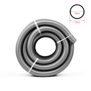Inner 50mm Vacuum Cleaner Thread Hose Straws Factory Bellows Vacuum Tube Soft Pipe Replacement Part Accessories T200715