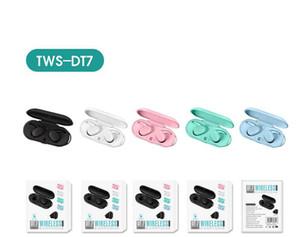 Macaron DT-7 TWS drahtloser Kopfhörer-Kopfhörer Bluetooth Sport-Kopfhörer vs inpods 12 F9 Tour 3 für iphone x 11 Samsung-Werk-Preis