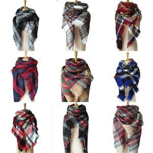 Designer Silk Scarf Women 2020 New High Quality Brand Chain Style Shawl Scarfs Pashmina Fashion Long Ring Christmas Gift Wholesale A163#264