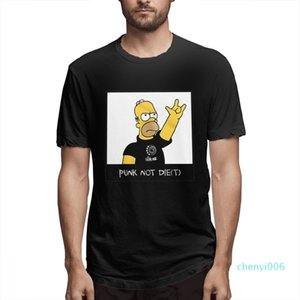Le Camicie Designer Simpson Moda Donna Camicie maniche corte Mens Shirt Il Simpsons stampato magliette causale moda tee c4310c06