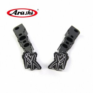 Arashi Pour GSXR1300 2008-2017 Pied arrière Pegs HAYABUSA GSX1300R GSXR GSXR 1300 08 09 10 11 12 13 14 15 16 17 Repose-pieds YqFF #