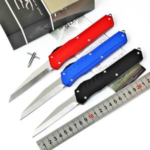 Costumbre MK6 D2 hoja de doble acción de bolsillo de la caza plegable colección cuchillos de hoja fija el regalo de Navidad para los hombres POCKET HERRAMIENTA