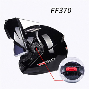 2 Pcs Durable Motorcycle Helmet Sun Visor Lock Mounting Base + Rotary Lens Switch Helmet Attachment Tool-free fXgm#