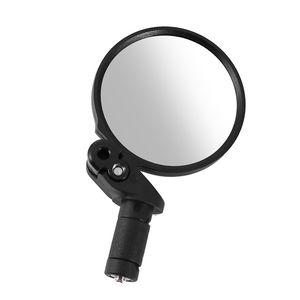 Aço Ver Mini Conveniência ajustável robusto espelho retrovisor dobrável inoxidável Mountain Bike espelho retrovisor