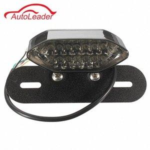 Мотоцикл Quad ATV 16 LED Tail Light Turn Индикатор сигнала номерного знака Лампа JXa7 #