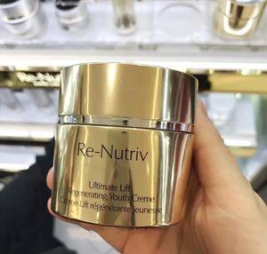 뜨거운 판매 Re - Nutriv Ultimate Lift 재생 청소년 크림 50ml 스킨 케어 페이스 케어 보습 로션 무료 쇼핑
