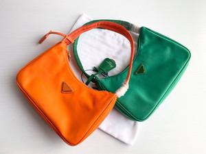 Best-seller Designer bolsa reedição 2000 crossbody saco bolsa de lona mensageiro nylon mulheres de couro a tiracolo Hobo sacos-de-rosa