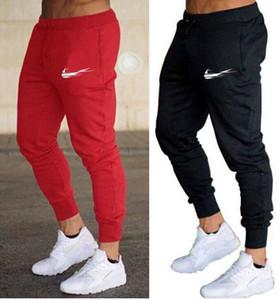 Designer Joggers Sweatpants hommes solides Pantalons pour hommes Harem 2020SS été Fitness Casual cheville longueur Hommes Pantalons Slim Streetwear Homme Pantalons