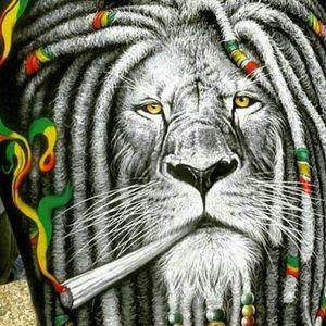 Smoke Glass White Lion Animal 5D Diamond Round Rhinestone Embroidery Painting DIY Cross Stitch Kit Mosaic Draw Home Decor Art Craft Gift
