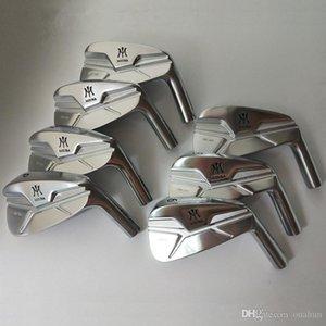 MIURA MC-501 Irons Set Heads 7pcs / Sätze # 4-9P Silber Golfschläger geschmiedete Carbon Steel (Nur der Kopf, ohne Schaft und Griff) Treiber Putter
