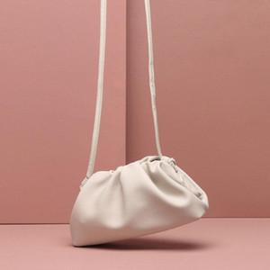 2020 PASTE Luxury Designer Handbag Women Bag Real Leather Envelope Bag High Quality Shoulder Messenger Hobos Purses and Clutches