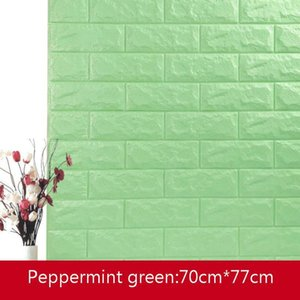2016 The New Creative 3D Wallpaper PE Foam DIY Wall Stickers Home Decorative Brick Pa The New Creative 3D Wallpaper PE Foam DIY mmj2010 HPcE