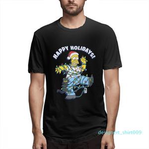 parejas camisa El diseñador Simpsons manera de las camisas camisas para mujer para hombre de manga corta de la camisa El c4003d09 Simpsons Impreso T Shirts Causal