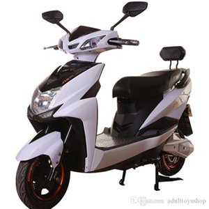 New still-powered electric car adult US group take-out electric motorcycle scooter battery car 60V72V Number of people 2