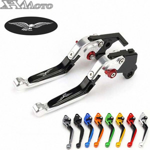 8 Colors CNC Motorcycle Brakes Clutch Levers For MOTO GUZZI V7 Racer 2011-2015 V7 Classic 2008-2016 Stone Special 2012-2016 CsIQ#