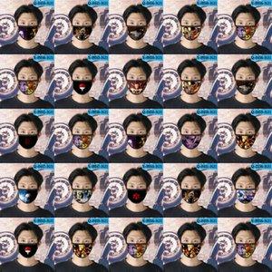 Kid Naruto Cubrebocas Reusable Tapabocas Face Mask Designer For Girls Cartoon Face Mask 23 Kid Naruto dressing2020 utVCU