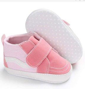006 novo bebê meninos sapatos unisex berço sapatos calçados toddler bebê meninas primeiro andador sapatos iniciante criança 0-18m