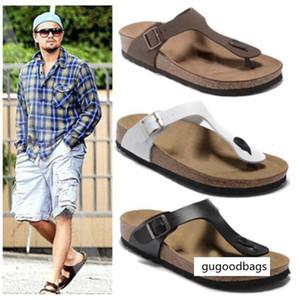 NEW Flip Flops Summer Cork Slipper Clogs sandals for men and women luxury beach couple flip flops Mayari 35-44