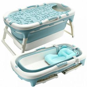 Adulti Vasca da bagno può piegare, Whole Body bambini domestici Vasca da bagno, vasca da bagno Aumentare portatile e addensare QZbv #