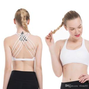 LU Sports Camisoles Bra Top Quality Yoga LU Womens Stylist T Shirts Gym Vest Workout Bra Women Clothes Tank Top Size XS-XL
