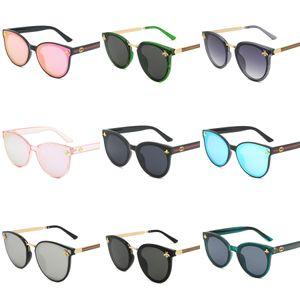 Nova 2020 Moda Steampunk Óculos Mulheres Homens Marca Designer Clip On Sunglasse do espelho Zonnebril Mannen UV400 Y23 # 788