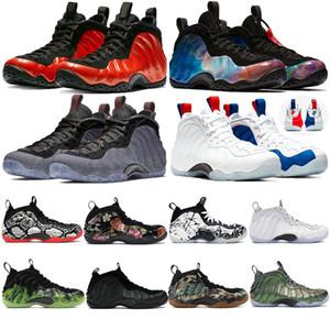 Actos de vandalismo EE.UU. Espumas habanero Red One Penny Hardaway zapatos de baloncesto del Mens Shattered tablero trasero Doernbecher Doctor Doom hombres zapatillas deportivas