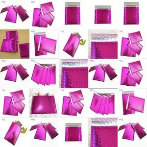 Los sobres acolchados 1375X11 burbuja Polymailer 1375 x 11 pulgadas Pelar Sello púrpura Paquete de 50 Aplus medios de burbujas Sobres acolchados Polymailer bEGnt