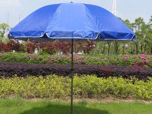 야외 양산 UV-증거 일 우산 안뜰 우산 2.4 M 광고 우산 스톨 팩토리 아울렛
