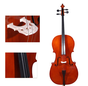 Handmade high-end stringed instrument cello