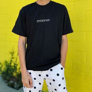 Marken-Logo Print T Männer T-Shirts Skateboard Cool T-Shirt Männer-Designer-T-Shirts Frauen Baumwollbeiläufiges Hip Hop-T-Shirt