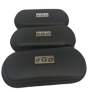 Ego Zipper Case for Electronic Cigarette Bag Small Size with Ego Logo Zipper Bag for ego battery in Stock DHL Free