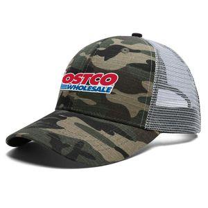 Fashion Costco Wholesale Original logo warehouse online shopping Unisex Baseball Cap Vintage Best Trucke Hats Logo Simple wholesale flag