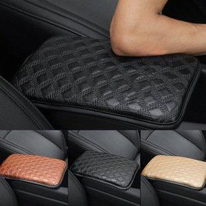 1PC Universal Car braços Pad Soft Cover braço Box Mat Pad Center Console Protecção Almofada ow4F #